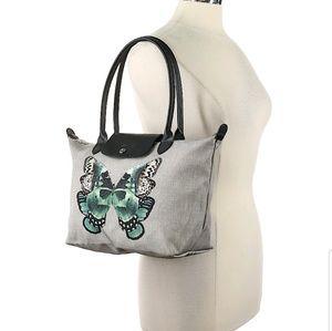 LONGCHAMP Butterfly Shoulder Bag